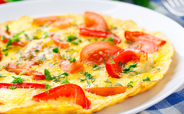 Omelette – your way!